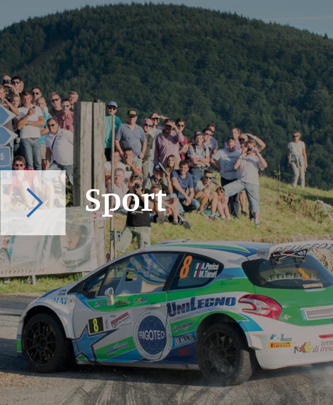 Link alla pagina Sport